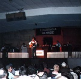Don At Louisiana Hayride