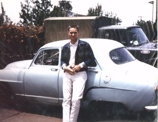 Don Lummus & the Roadrunner Car