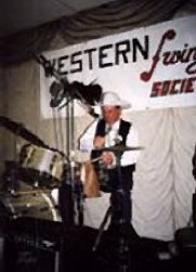 Tommy Dee, Western Swing Hall of Fame